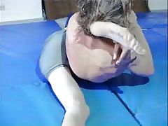 Mostly Scissor Holds Wrestling NO SEX