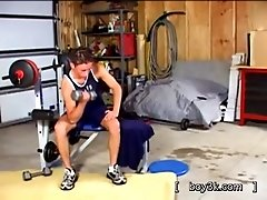 Twink studs working out