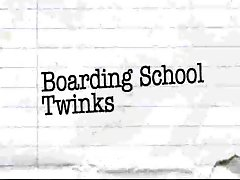 Boarding School Twinks (2012)DVDRip
