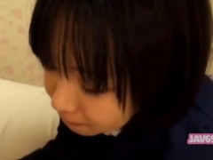 Cute Japanese Babe Fucked