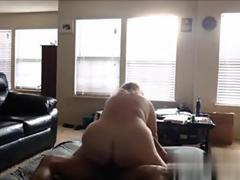fat amateur broad is fucking by the black man