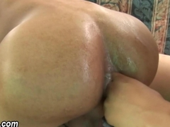 Amateur Latin twink rims an ass so hard