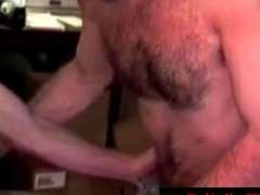 Straight mature bear first gay dick suck