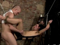 Hot twink scene Face Fucked With A Cummy Cock