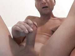Cum With Dildo In Anal
