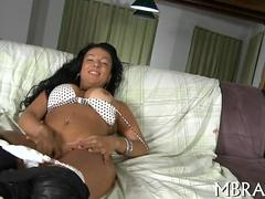 brazilian bitch gets pleased to max video