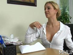 Sex is all this horny milf needs