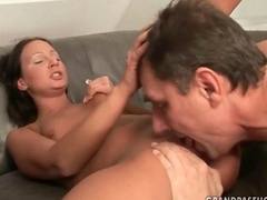 Grandpas and Young Pussies Hot Sex Compilation