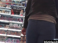 Girl With This Good Ass At The Store