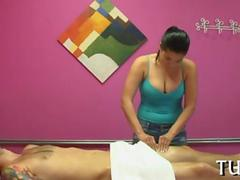 filthy masseur loves wild sex feature