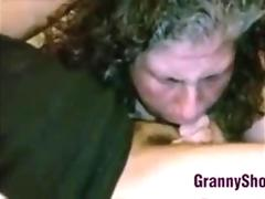 sucking the fat dick with her big fat lips