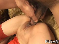pretty slut loves cum japanese