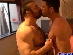 Mature gay bears sucking and fucking