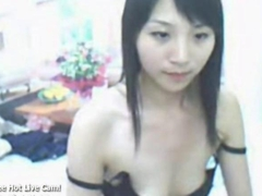 Asian babe hot cam show