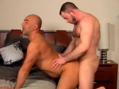 Gay cock Colleague Butt Banging
