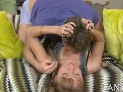 sweet and innocent drilling teen