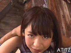 sampling asian babes hot boobs segment clip 1