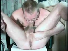 MY BEST SELFSEX - I LOVE TO BE HUGE COCK STUFFED!