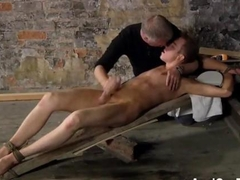 Gay porn There is a lot that Sebastian Kane likes to do to his captive boys but tugging