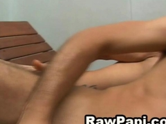 Latin Hot and Steamy Video and Great Bareback Scene in Pool