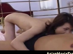 Asian japanese hottie rimmed pussy sucked fondled and fingered
