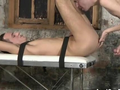 Gay guys Two immensely strung up boys in one video