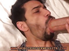 Taking Giant Monster Cock Eerywhere