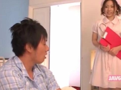 Cute Hot Japanese Babe Fucked
