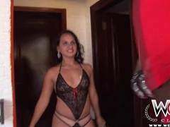 WCP CLUB Gorgeous Brazilian tight Asshole
