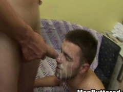 Sensual Sex of Two Gay Lover with A Deepthroat