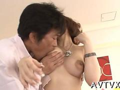 Japanese chick is bound to come from a good dicking