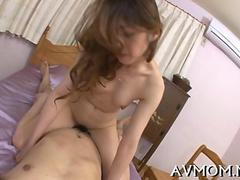 milf asian slut and three dicks video