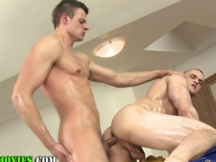 Pounded straight amateur
