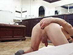 dildo in my ass