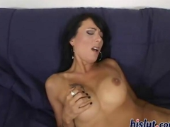 Zoey is a horny MILF