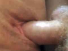 Amateur Teen chick Closeup Sex and Creampie