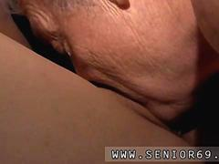 Bruce a dirty old stud enjoys to penetrate youthfull nymphs like Petra