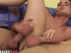 Twinks blow their loads