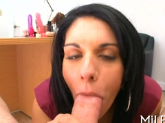 Hardcore pussy drilling