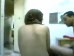 Mature Arab Woman Being Fucked On Camera