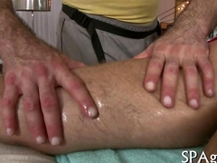 sensual oil massage blowjob