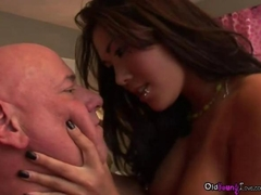 Sexy London Loves To Please Mature Man And Suck Dick