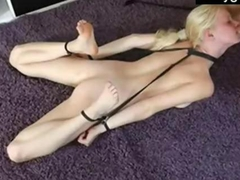 blonde cock serving slave from Germany